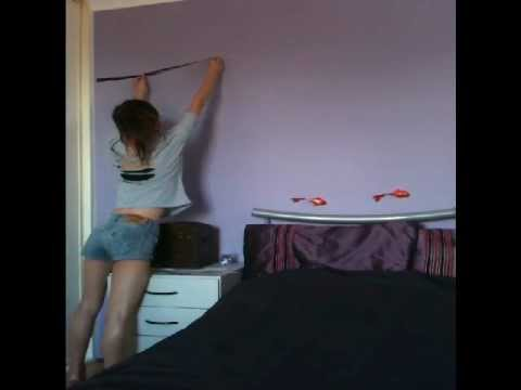 DIY - Wall Decal (Make your own) - YouTube
