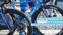 "Pro-Cycling ""P&S Metalltechnik"" - Benotti Teambikes 2019"