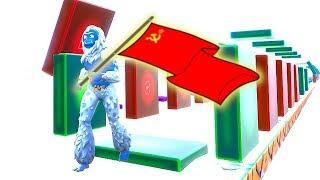 National Anthem of USSR in Fortnite Music Block soviet union
