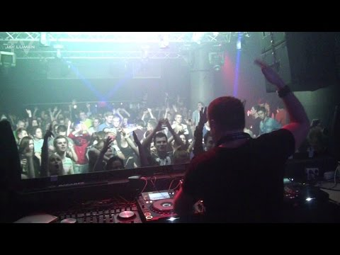 Jay Lumen live at Venue Helsinki Finland NYE 01 january 2015