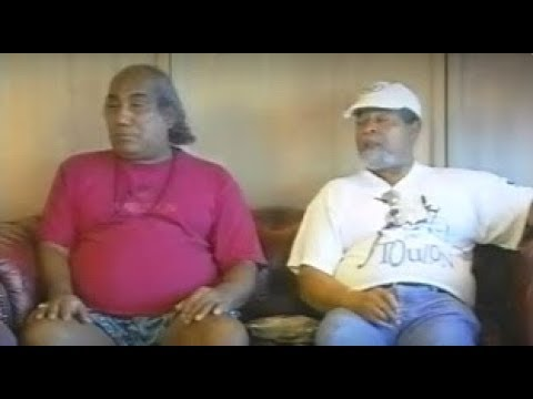 Walter Booker and Jimmy Cobb Interview by Dr. Michael Woods - 5/30/1995 - Caribbean