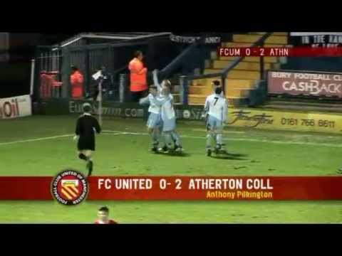 29.11.2006 FC United 0-3 Atherton Collieries
