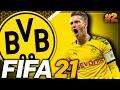 FIFA 21 ⚽ КАРЬЕРА ЗА БОРУССИЮ ДОРТМУНД |#2| - СУПЕРКУБОК ГЕРМАНИИ | ПЕРВЫЕ ТРАНСФЕРЫ