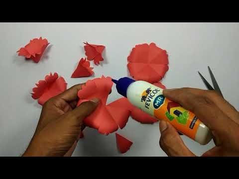 Easy paper craft for home decorating idea ||  Paper Decor Wall Hanging Idea || DIY Craft