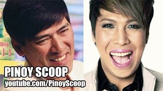 Vice Ganda Calls Vic Sotto