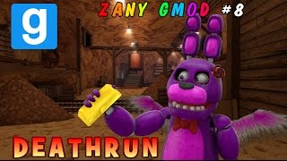DEATHRUN FOR THE GOLD! || Gmod Deathrun || Zany Gmod #8