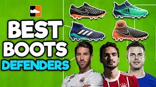 What Are The Best Boots For Defenders? Top Cleats For Defending