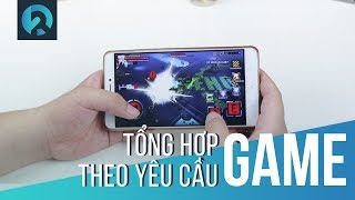 Game theo yêu cầu: Never Gone, Hook & Smashing The Battle