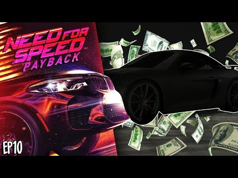 BUYING AN EXPENSIVE RACE CAR! (Need For Speed Payback Walkthrough #10)