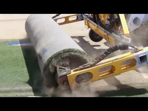 Artificial Turf Field Removal