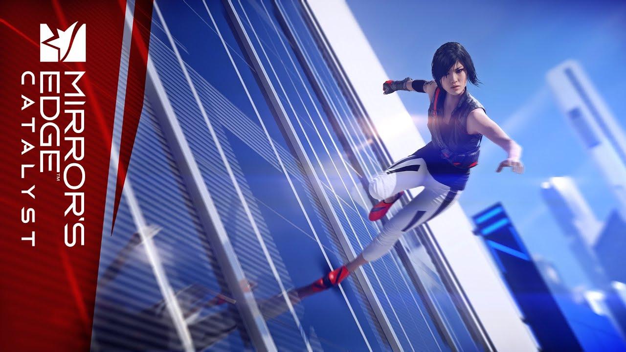 Mirror's Edge Catalyst Trailer de Lanzamiento - Por qué Corremos - YouTube