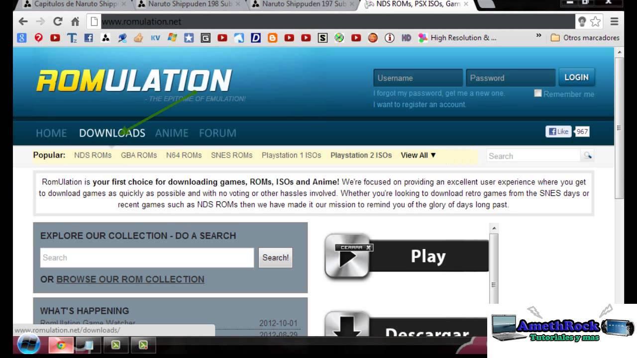 Pagina Para Descargar Juegos De Nintendo