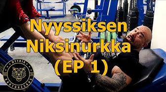 Nyyssiksen Niksinurkka / Jalkaprässi (EP 1)
