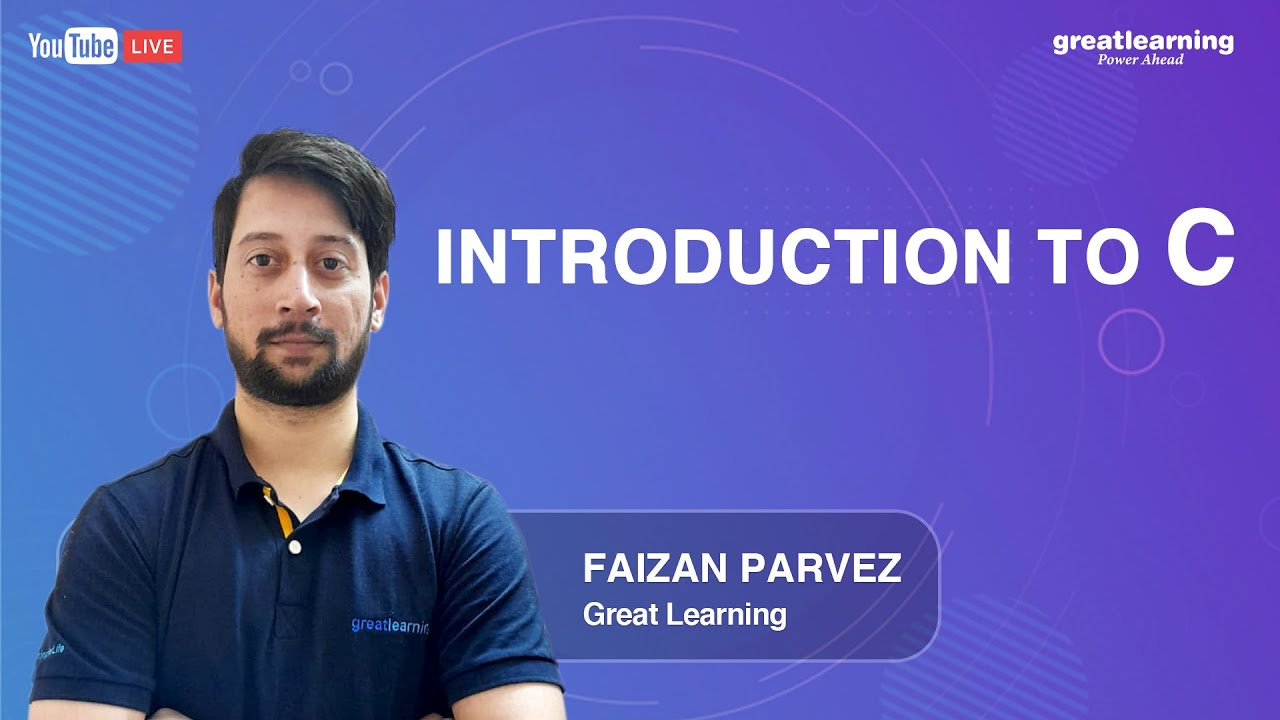 Introduction to C | C programming Language | C Tutorials for Beginners