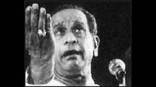 Pt Bhimsen Joshi-  Raag Megh Malhar-  garaje ghata ghana kare ri karee