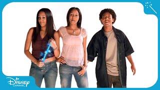 The Mowry Siblings - You're Watching Disney Channel (Sister, Sister & Smart Guy, 2003)