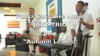 Boda en Republica Dominicana, Punta Cana: Jazz Trio en Hora de Cocktail