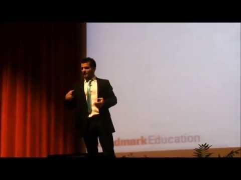 What is the distinction of Landmark Education? In Arabic - Beirut - Lebanon