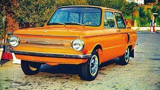 6 советских автомобилей, которые лучше всего уходили на экспорт [ АВТО СССР #26 ]