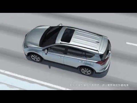 E-Four 電子式四輪傳動系統   TOYOTA - YouTube