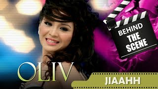Oliv - Behind The Scenes Video Klip Karaoke - Jiaahh - NSTV - TV Musik Indonesia