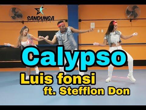 Calypso - Luis Fonsi  Zumba Coreografía Sandunga