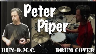RUN D.M.C. - Peter Piper Drum & Percussion Cover