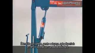 Guinchos Hidráulicos BOVENAU - Loja do Mecânico