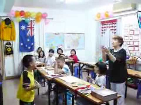 Miss Tove's English School Guangzhou, China