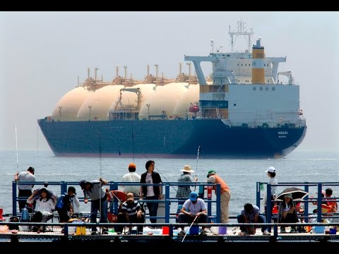 Why Natural Gas Could Be the Fuel That Changes the World
