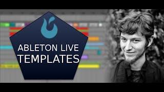 10 Free Ableton Live Templates - Tides of Twililght