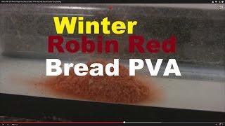 Winter Mix CC Moore Robin Red  Korda Solidz PVA Mix with Bread Combo Carp Fishing