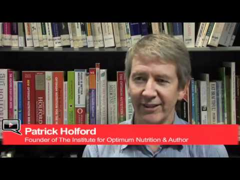 YouTube   An information video on Nutrition & Vitamin Supplements with Patrick Holford