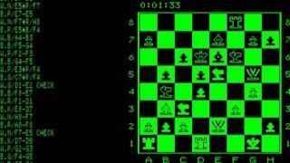 MAME WIP: Chess для КГД ДВК