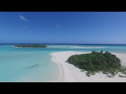 Aitutaki 2017 Drone HD