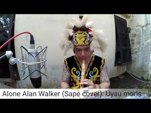 Alone Alan Walker cover with traditional indonesia instrument