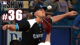 MY FIRST ROBBED HOMER EVER IN DIAMOND DYNASTY! | MLB The Show 18 | Diamond Dynasty #36