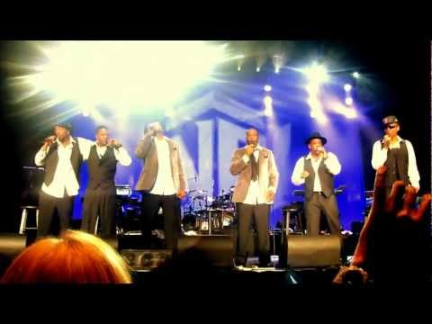 New Edition Home Again 2012 Toledo, OH