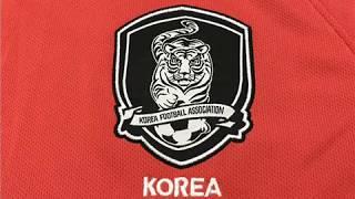 Korea World Cup Jersey 2018 - fcbjerseys.com