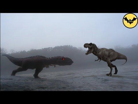 Top 5 des Monstres Préhistoriques qui ourraient vaincre un T-Rex.