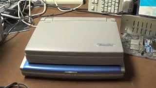 Two Old Laptops