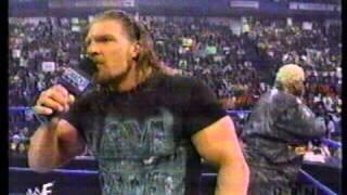 WWF Smackdown! (2000) - Triple H & Rikishi Segment - 11/9/00