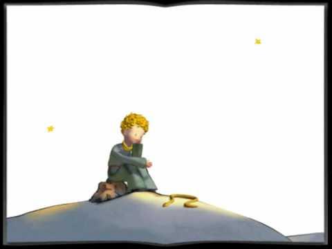 Le Petit Prince chapitres 16, 17, 18 et 19