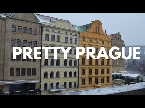 Travel L[ifé] || FIRST EVER VLOG :PRAGUE