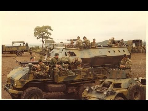 Live tonight at 8 PM EST: The Rhodesian Light Infantry Unit