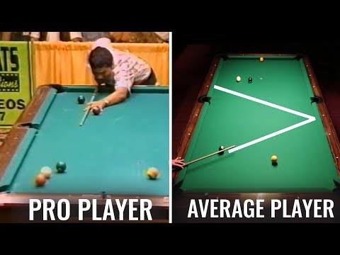 Trying to recreate the famous Efren Reyes Z-Shot | Your Average Pool Player