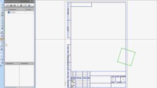 Преобразования объектов в Компас 3D v11 (27/49)