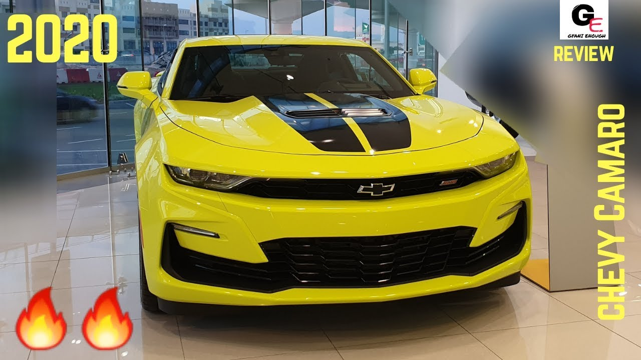 2020 The All Chevy Camaro New Review