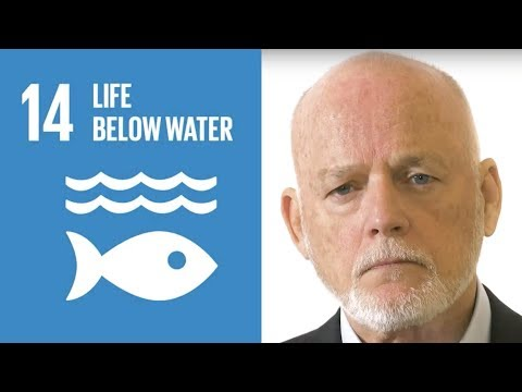 Peter Thomson on Life Below Water