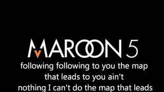 Maroon5 new single Maps.
